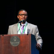 Mikel Sykes, Delta State Student Government Association president, was recently named vice president of the Institutions of Higher Learning Student Body Presidents Council.