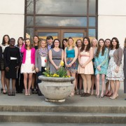 Phi Kappa Phi Honor Society held its initiation ceremony on March 27.