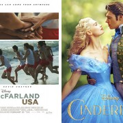 "The BPAC will continue its summer movie series with screenings of ""Paddington,"" ""McFarland USA,"" ""Cinderella"" and ""Monkey Kingdom."""