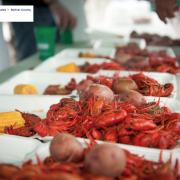 The annual Bolivar County Alumni Crawfish Boil returns to campus April 16  at 6 p.m. in front of Walter Sillers Coliseum.