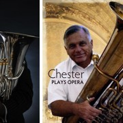 Guest artists Dr. Demondrae Thurman, left, and Chester Schmitz, will perform free concerts Saturday in the Recital Hall of the Bologna Performing Arts Center.
