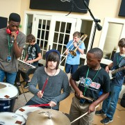 Join the DMI Mobile Lab Summer Camp's  musical showcase Friday, June 19 at 5:30 p.m. in Studio A of the Delta Music Institute on the campus of Delta State University.