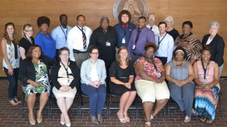 Delta State completed its 11th Literacy Across the Curriculum: Institute for Teachers of Grades 6-12 on June 26.