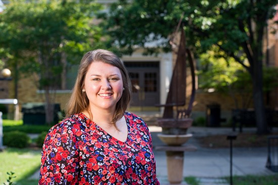 Alumna Jeanna Dacey Wilkes will serve as the new director of Student Life at Delta State University.