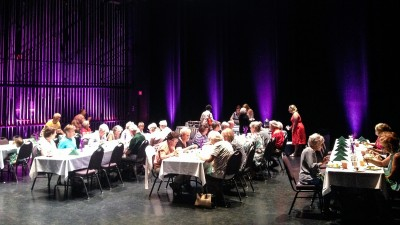 The BPAC held a special dinner Thursday to thank over 60 volunteers who are part of the BPAC Ambassadors program.