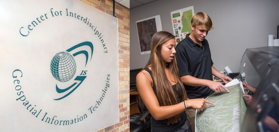 Delta State University's Center for Interdisciplinary Geospatial Information Technologies will partake in the federal Centers for Academic Excellence in Geospatial Sciences Program.
