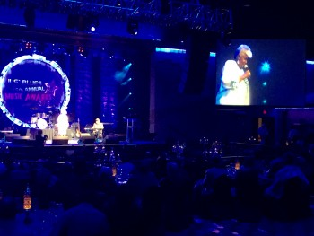 """Performer Dorothy Moore wows the crowd at the """"Blues Got A Soul"""" Technology Conference sponsored by the Jus Blues Music Foundation on July 31 at the Horseshoe Casino & Hotel in Tunica, Miss."""