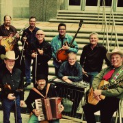 The supergroup The Time Jumpers will play at the Bologna Performing Arts Center on Sept. 17 at 7:30 p.m.