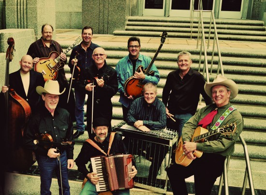 The supergroup The Time Jumpers will play at the Bologna Performing Arts Center Thursday at 7:30 p.m.