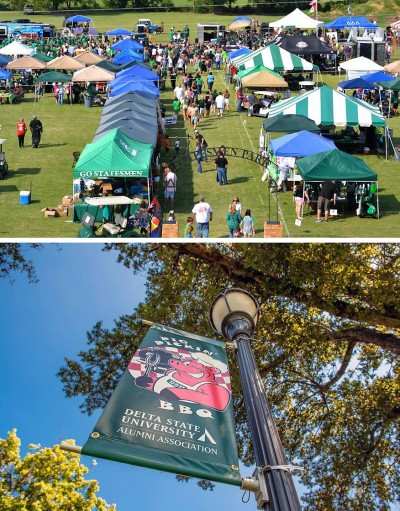 The 30th annual Pig Pickin' festivities at Delta State will take place Sept. 18-19.