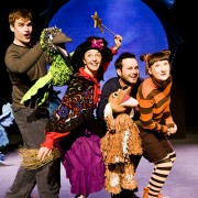 "The Bologna Performing Arts Center presents ""Room on the Broom"" Nov. 13 as part of the School-Time Matinee Series."