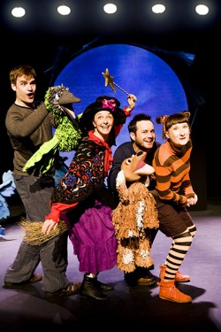 """The Bologna Performing Arts Center presents """"Room on the Broom"""" Nov. 13 as part of the School-Time Matinee Series."""