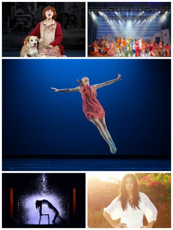 "The Bologna Performing Arts Center's five upcoming performances in 2016 include ""Annie,"" ""Mamma Mia!,"" ""BODYTRAFFIC,"" ""Flashdance - The Musical"" and Sara Evans."