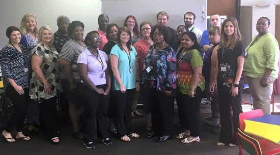 Delta State recently kicked off its 12th Literacy Across the Curriculum Institute for Teachers of Grades 6-12 .