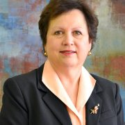 Dr. Leslie Griffin, dean of the College of Education and Human Sciences.