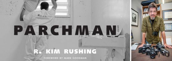 "Photography professor Kim Rushing's new book, ""Parchman,"" will be available for purchase from the University Press of Mississippi beginning in September."
