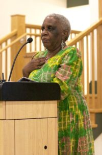 "The public is invited to a special panel and book signing Sept. 8 at 6:30 p.m. in the Charles W. Capps, Jr. Archives and Museum Building. The event is titled ""In Remembrance of Margaret Block, Civil Rights Movement Organizer: Voting Rights, Yesterday, Today and Tomorrow."" Photo from the Univ. of Florida."
