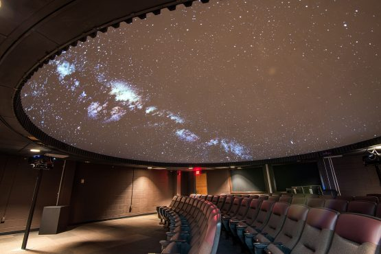 Delta State will host a series of grand re-opening showings of the Roy L. and Clara Belle Wiley Planetarium in October.