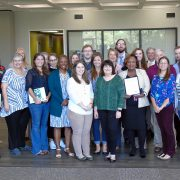 The Office of Information Technology hosted the third annual Connected Educator Luncheon on Oct. 18 to recognize Delta State instructors nominated by their students. Photo by Jabari Buck, OIT.