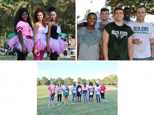 Over 260 participants took part in the third annual B.E.E.P. Breast Cancer Walk-a-thon.