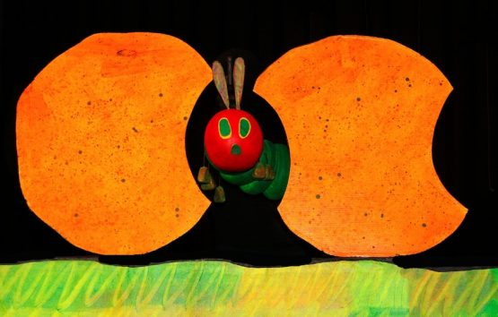 """Brown Bear, Brown Bear and Other Treasured Stories by Eric Carle"" takes the BPAC stage Nov. 6 at 3 p.m."