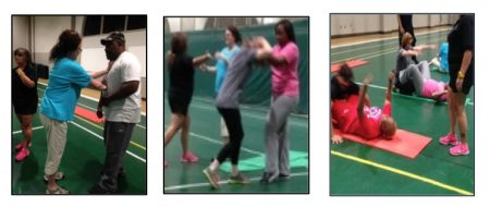 The American Association of University Women recently held a self defense training on campus.