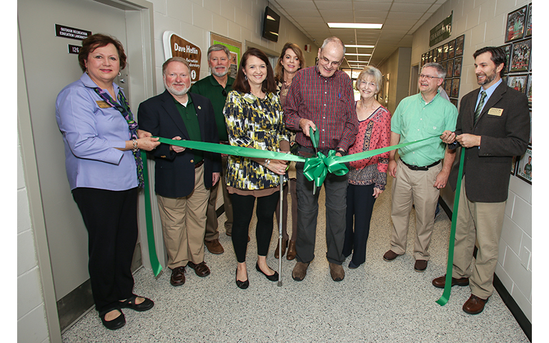 Heflin ribbon cutting compressed