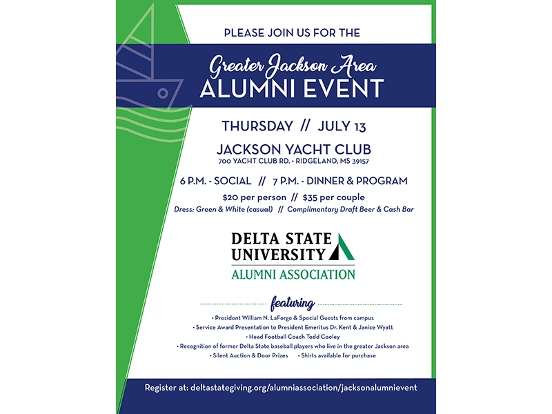 Alumni To Host Jackson Event News And Events