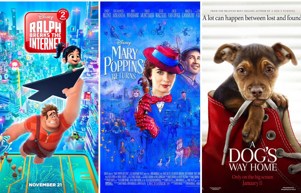 a dog movie 2019 2019 Spring Movie Series 5 General Admission News And