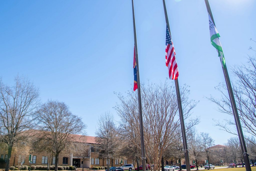 Flags to Fly at Half-Staff to Honor Coronavirus Victims