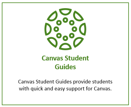 Canvas Student Guides