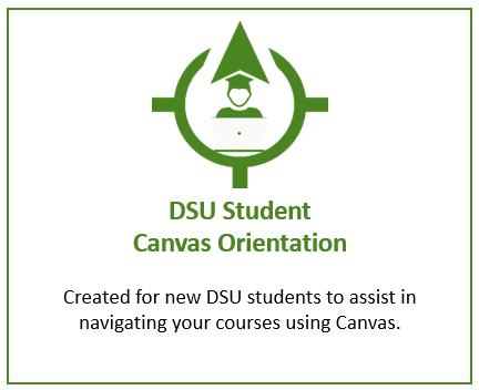 DSU Canvas Student Orientation