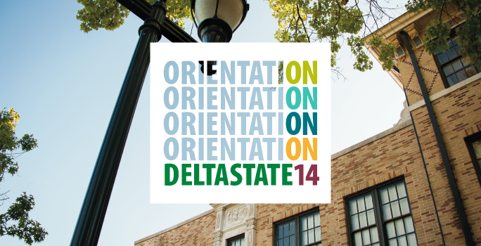 DSU Orientation 2014