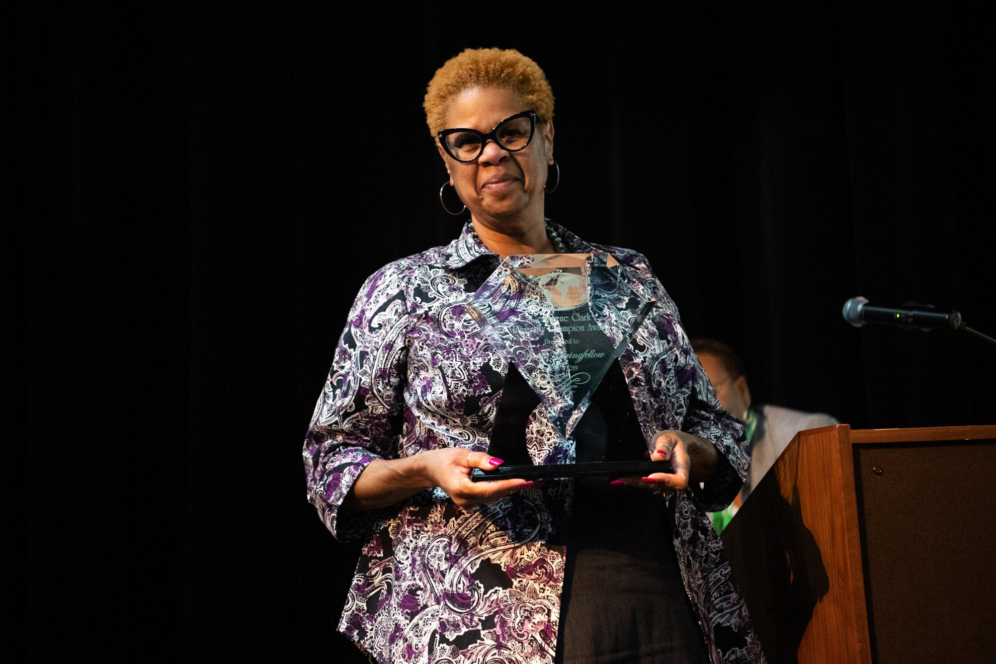 Photo of Linda Stringfellow