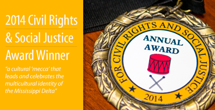 Civil Rights Award Photo